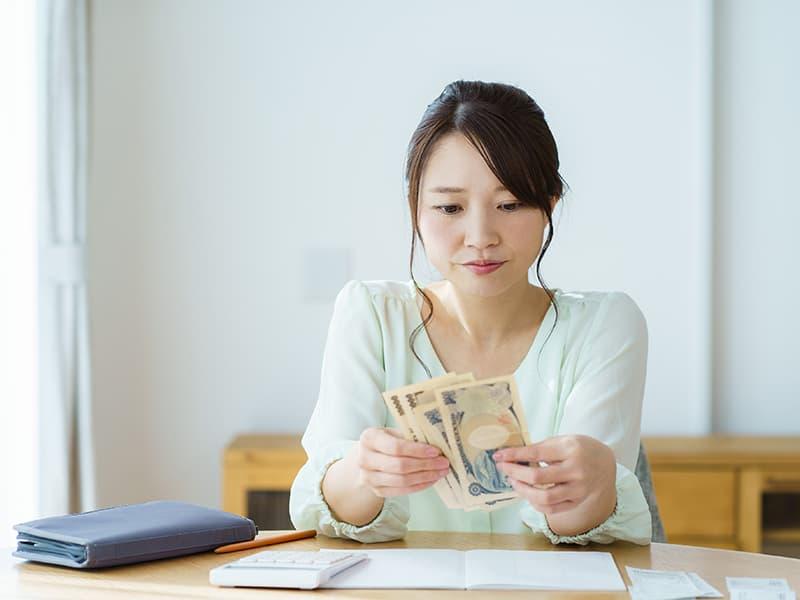離婚後の生活費
