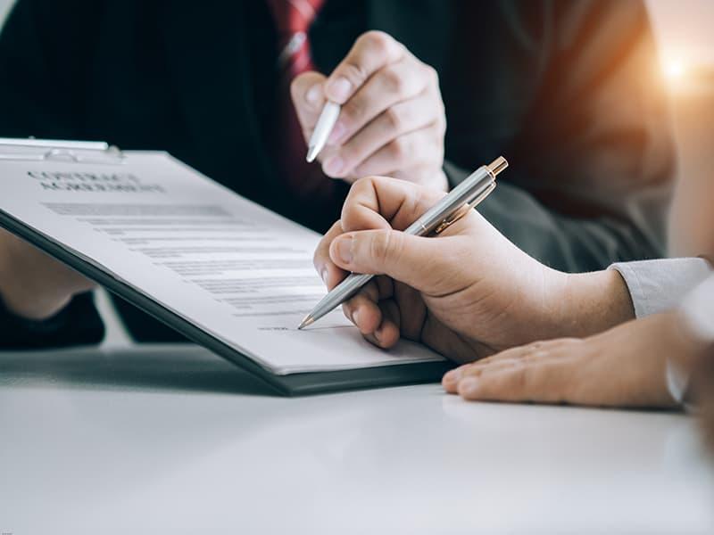 離婚時の家の財産分与の手順