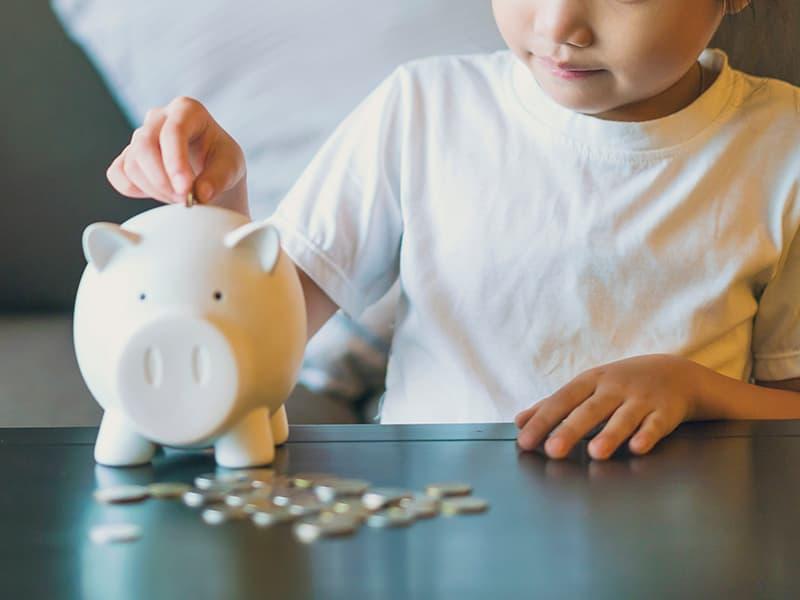 子ども名義の預金は財産分与の対象?離婚時に注意すべき財産分与について