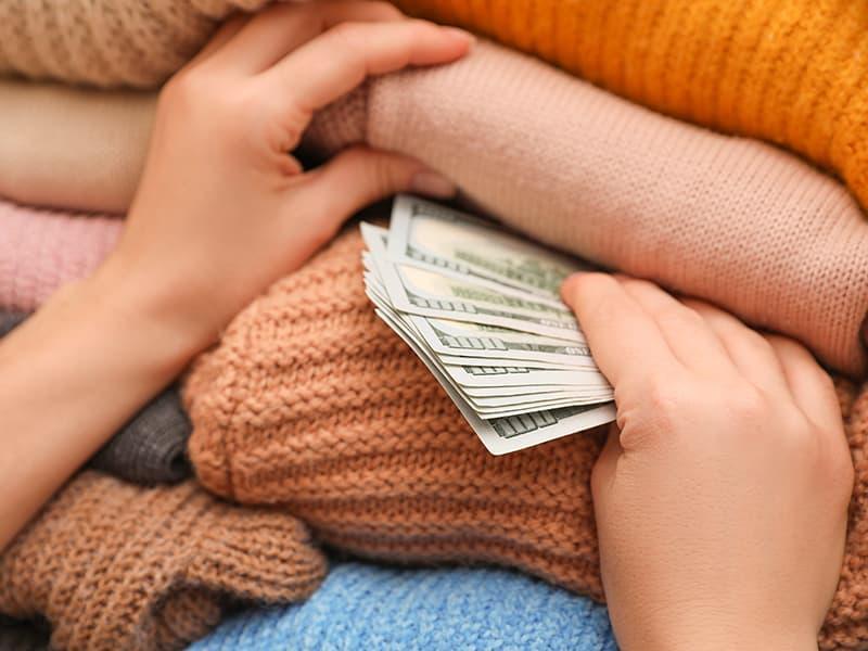 へそくり、妻名義の預貯金と財産分与