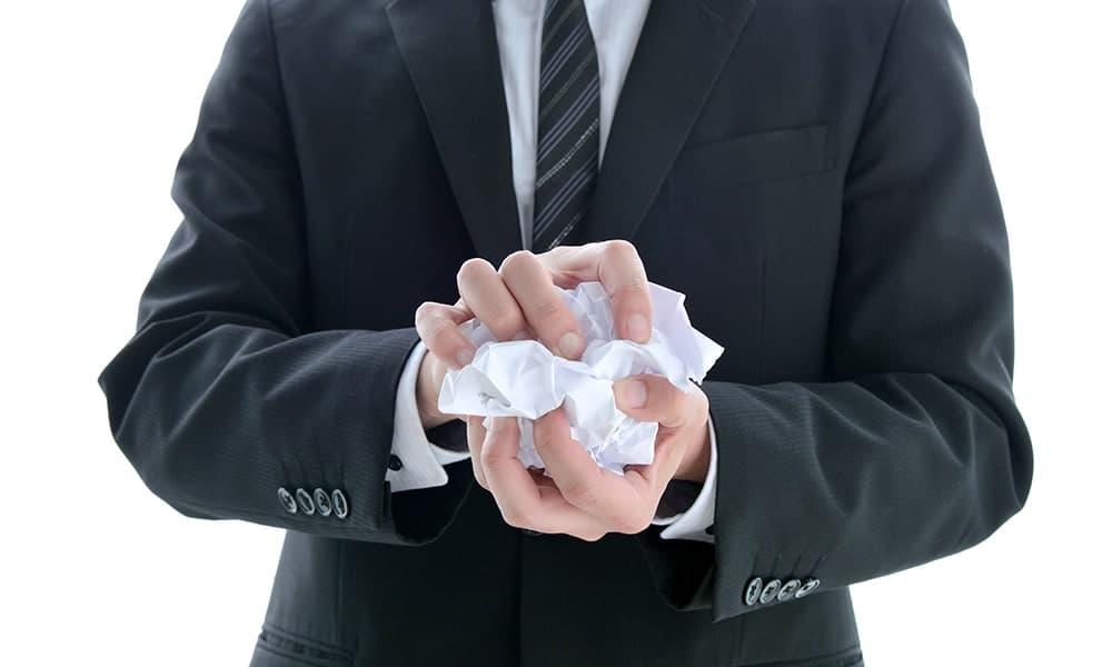 大企業によるスタートアップ投資が激減。契約目前での契約破棄における法的問題は?