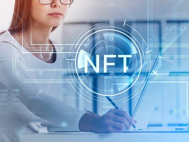 デジタル資産「NFT」とは?話題沸騰の背景とNFTアート等の事例