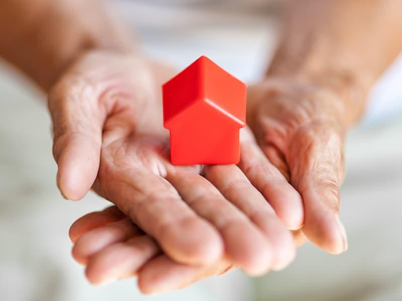 自宅についての相続税対策