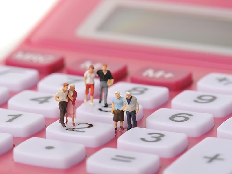 相続税の計算方法~基礎控除